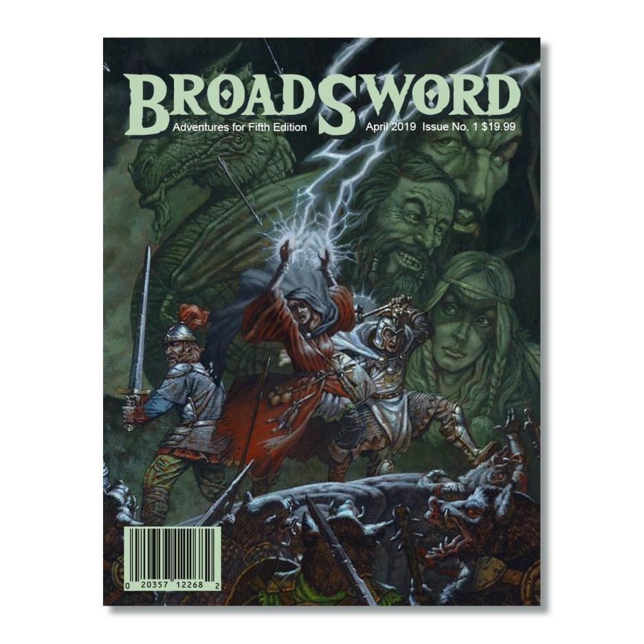 Broadsword Monthly